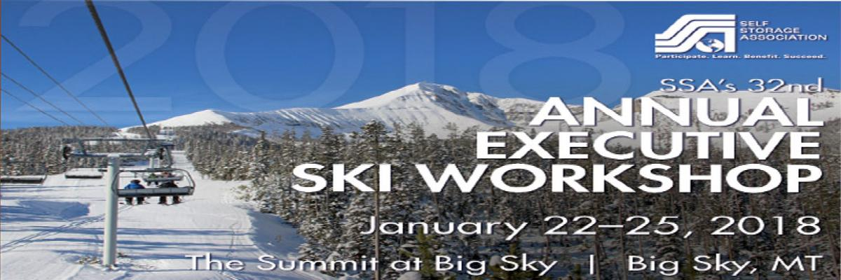2018 SSA Executive Ski Workshop