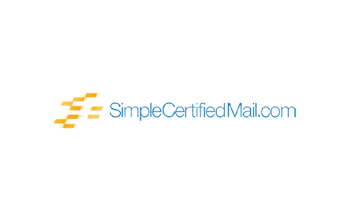 simple certified mail tenant notifications partners self storage