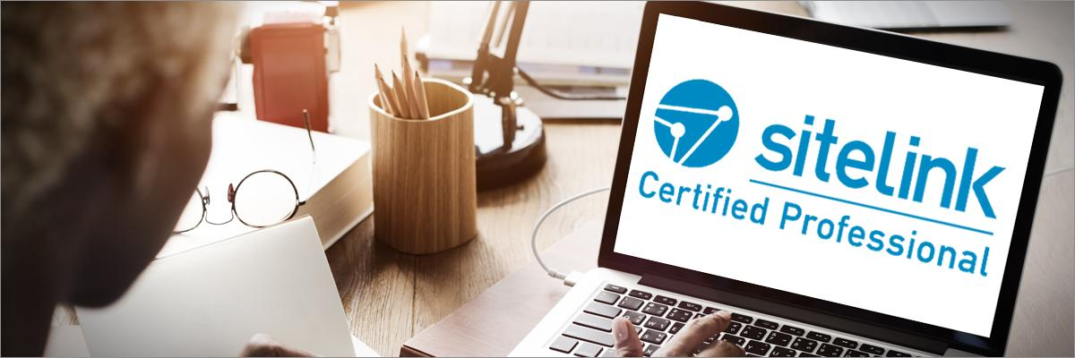 SiteLink Launches Certified Professional Training Program