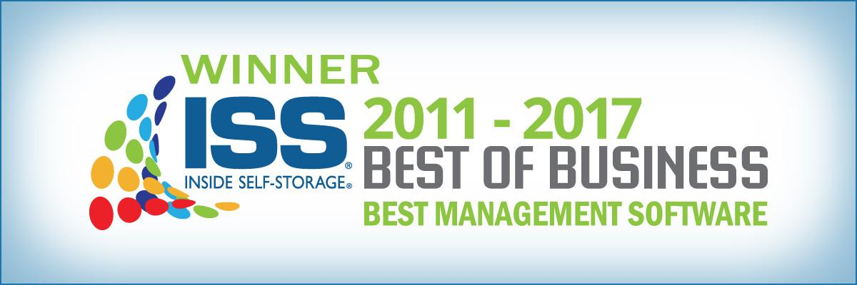 SiteLink Wins Record 7th Consecutive Best Management Software Honor